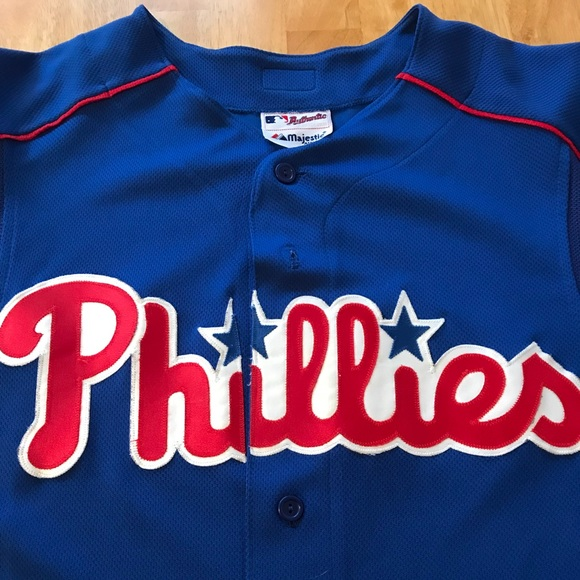 Majestic Other - Philadelphia Phillies Jersey ae66fec64fc